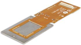 3-Layer Flex .5 oz Copper Selective Wire Bond Ni/Au Assembly & Heat Sink Bonding
