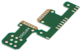 Two Layer Flex with Controlled Impedance