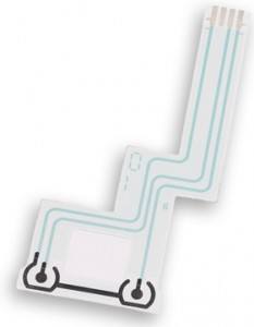 Single Sided Membrane Switch