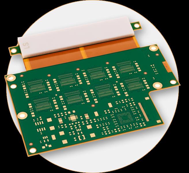 Four-Layer Rigid Flex - Flexible Circuits
